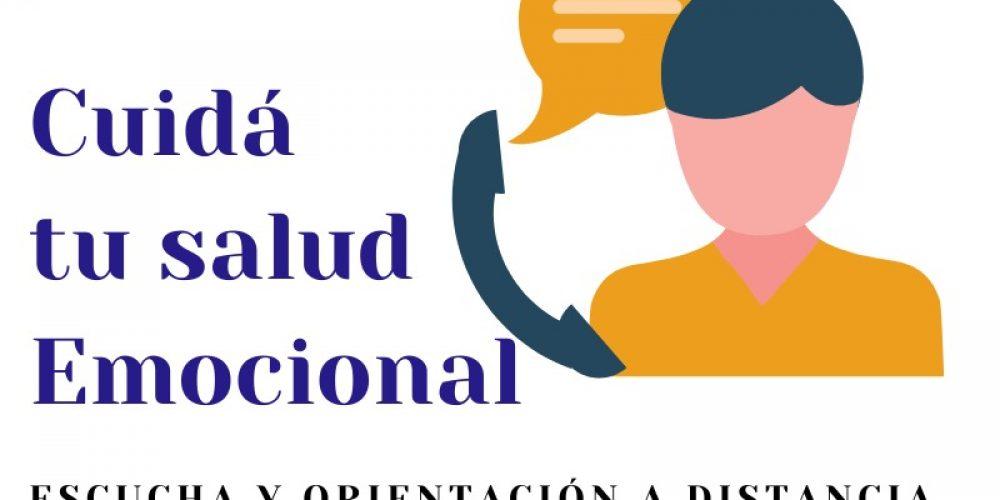 Covid-19 – SERVICIO DE ESCUCHA y ORIENTACIÓN A DISTANCIA de la AAC
