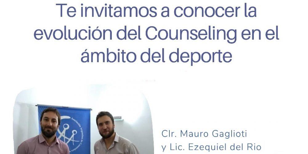 COUNSELING DEPORTIVO – Charla en YouTube