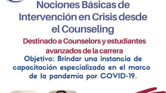 ::: Capacitaciones Octubre ::: CRISIS