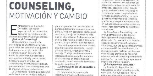 Nota Revista Noticias Octubre 2019