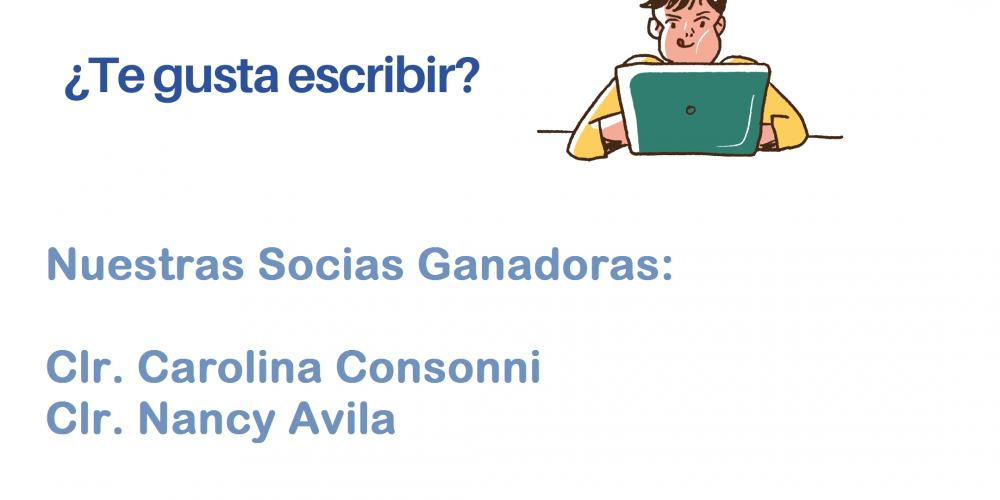 GACETILLAS GANADORAS del CONCURSO para socios AAC