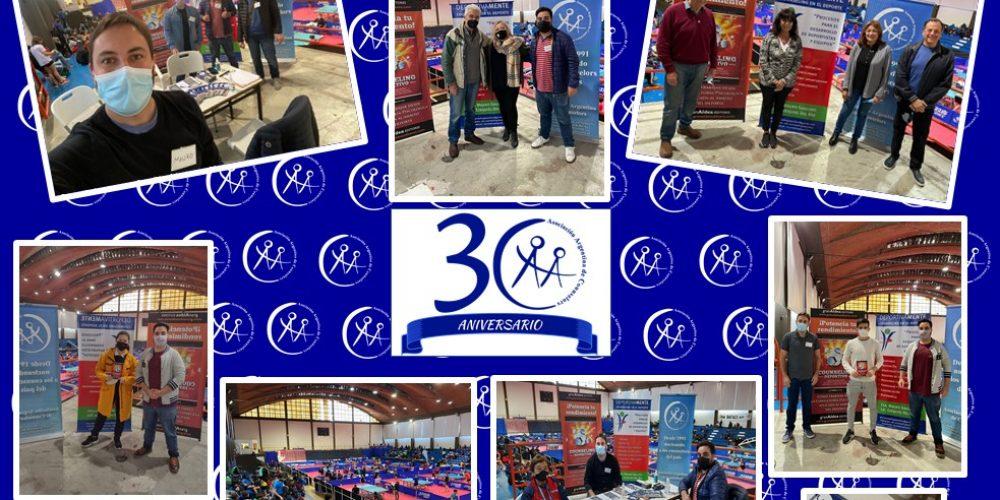 AAC en el 66º Campeonato Nacional de Tenis de Mesa