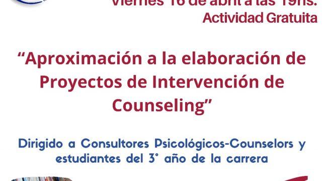 ::: Nuevo Webinar ::: 16/4